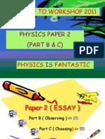 Teknik Menjawab Fizik