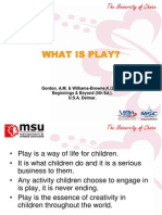 Overview -What is Play