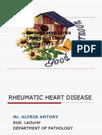 18318109 Rheumatic Heart Disease Alfrin