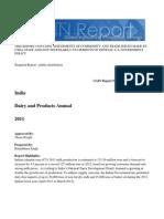 India Dairy Report