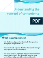 Competency - Basic PPT