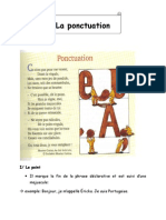 La Ponctuation Word