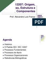 ISO/IEC 12207 - Visão Geral