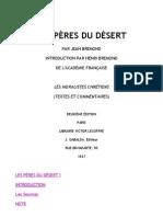 27577373 Les Peres Du Desert