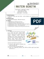 Handout Biologi Materi Genetika XII IA 3