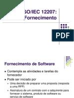 ISO/IEC 12207 - Processo de Fornecimento