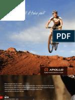 Apollo Cycles 2009 Catalogue