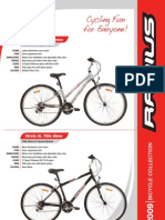 Radius Cycles 2009 Catalogue