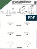 Exercicios Geometria 3D