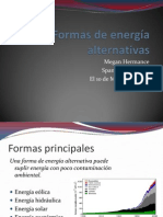Formas de Energia Alternativas