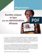 UNCTAD-le système eRegistrations-Brochure FR- 1 nov 12