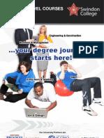Swindon College Brochure