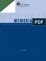 Revista Memoria No4