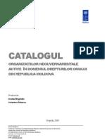 Catalogul ONG