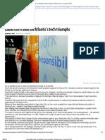 Launch36 trades on Atlantic's tech triumphs _ Entrepreneur _ Financial Post