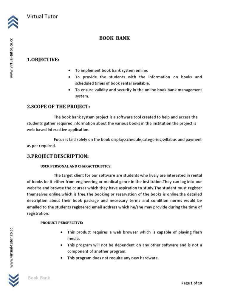 Book bank unified modeling language use case ccuart Choice Image