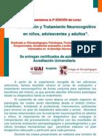 Evaluación y tratamiento neurocognitivo rev. 2012 (4) (1)