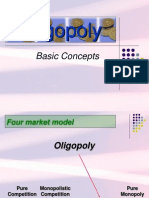 Basic Concepts Oligopoly