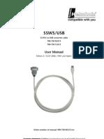 Manual Ssw5 Usb 2