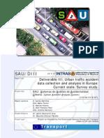 SAU deliverable III Survey Study