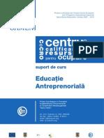 Suport Curs-educatie Antreprenoriala