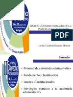 4-TA.-PONENCIA.-CARLOS-BRICEÑO-Presentación-Límites-potestad-de-autotutela-de-la-Administración.-Octubre-de-2011 (1)