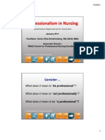 Ppt Presentation for Professionalism Workshop Final [Compatibility Mode]