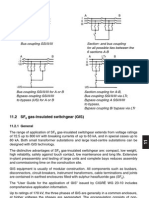 11.2 SF6-Gas-Insulated Switch Gear (GIS)