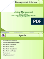 Cloud Envision Clinic Management Solution OE