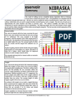 Sherman Reservoir Summary 2012