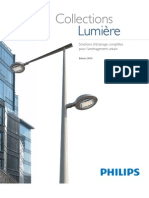 Brochure Collection Lumiere (Outdoor)