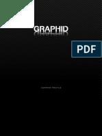 Progetto Opuscolo Graphid 21x20