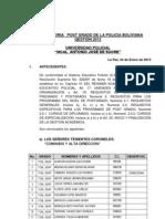 Convocatoria Oficial Unipol 2013 (1)