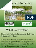 Wetlands of Nebraska