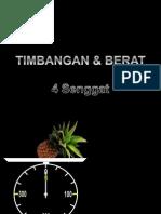 Tim Berat-4senggatKG
