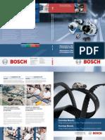 BOSCH Alternadores, Motores de Partida e Principais Componentes