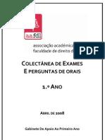1º Ano - Colectânea de História Do Direito Português[1]