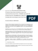 Recomendação Ministerial n.º 0002 Unidade Saude João Paulo II Km06