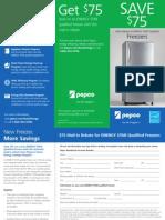 Potomac-Electric-Power-Co-Residential-Freezer