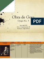 Obra de Goya