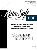 (RainSoft)95-96n reverseosmosisownersmanual.pdf