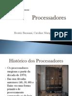 Processadores Hardware