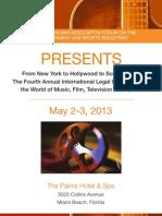 2013 Miami ABA Symposium