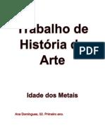 Trabalho de História da Arte