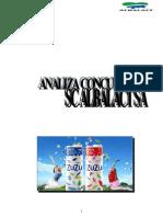 analiza concurentei albalact