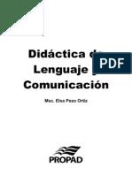 Didactica Del Lenguaje