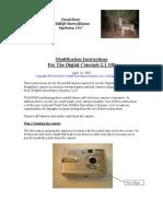 Digital Concepts 2.1 Modification Instructions