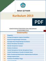 Bahan Uji Publik_Kurikulum2013