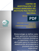 Biotecnología de Microalgas Cañizares
