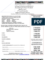 Registration Form IFC 2013